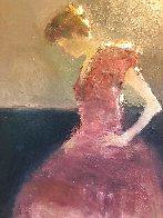 Dancer 2004 33x28 Original Painting by Dan McCaw - 4