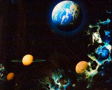 Earth Fantasy 1985 Limited Edition Print - Dave Archer