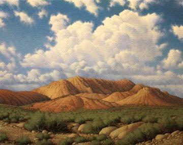 Southern Utah 2011 24x30 Original Painting by David Dalton