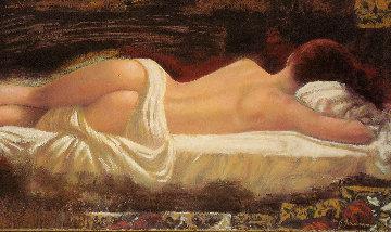 Sleeping Limited Edition Print - David Freeman