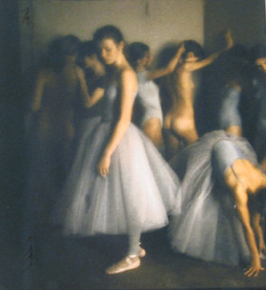 Untitled 4 (Degas Ballerinas) 1992 Photography - David Hamilton
