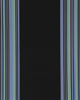 Voodoo 1984 Limited Edition Print by Gene Davis