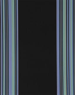 Voodoo 1984 Limited Edition Print - Gene Davis