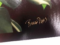 Roses in the Leaves 2000 Limited Edition Print by Brian Davis - 3