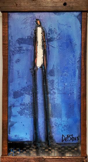 Segue 27x14 by William DeBilzan
