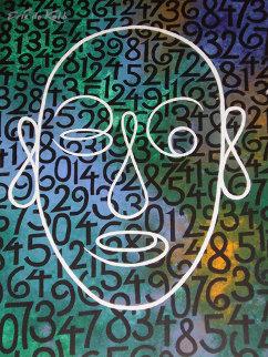 Keep Counting 24x18 Original Painting - Eric De Kolb