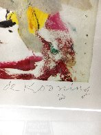 Figures in Landscape VI 1980 Limited Edition Print by Willem De Kooning - 2
