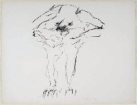 Clam Digger 1966 Limited Edition Print by Willem De Kooning - 0