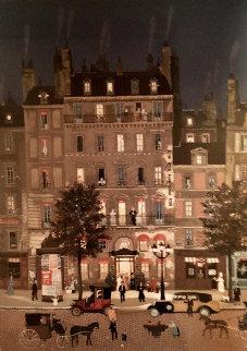 Grande Hotel 1991 Limited Edition Print - Michel Delacroix