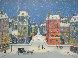 Nuit En Decembre 2008 Limited Edition Print by Michel Delacroix - 0