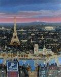 Coupe Du Monde - Paris 1998 Limited Edition Print - Michel Delacroix
