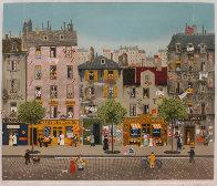 Chez Camille Limited Edition Print by Michel Delacroix - 0