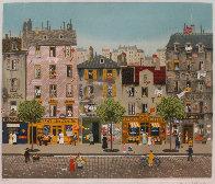 Chez Camille Limited Edition Print by Michel Delacroix - 3