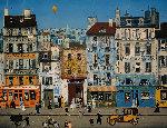 After School  Limited Edition Print - Michel Delacroix