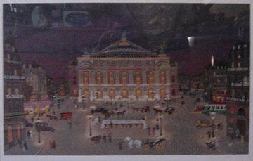 La Traviata Limited Edition Print by Michel Delacroix