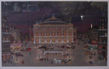 La Traviata Limited Edition Print by Michel Delacroix