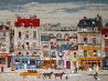 Hotel Bellevue Limited Edition Print by Michel Delacroix - 0