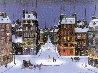 Nuit De December 2008 Limited Edition Print by Michel Delacroix - 0