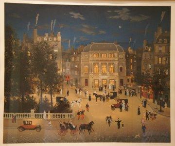 Cosi Fan Tutte 1989 Limited Edition Print by Michel Delacroix