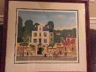 Bonjour Mr. Rousseau 1978 Limited Edition Print by Michel Delacroix - 1