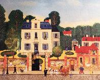 Bonjour Mr. Rousseau 1978 Limited Edition Print by Michel Delacroix - 0