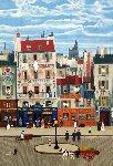 Chez Berthe 1977 Limited Edition Print - Michel Delacroix