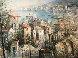St. Martin Du Var 42x46 Original Painting by Lucien DeLaRue - 0