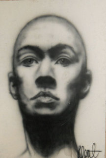 Young Kung Fu 1979 60x43 Super Huge Original Painting - Denny Dent