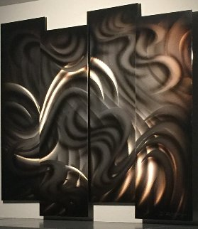 Platinum 2011 36x48 Original Painting by Chris DeRubeis
