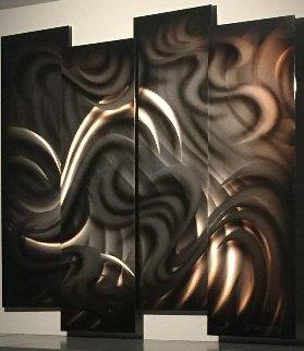 Platinum 2011 36x48 Huge Original Painting - Chris DeRubeis