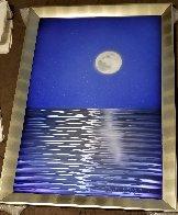 Blue  36x24 Original Painting by Chris DeRubeis - 1