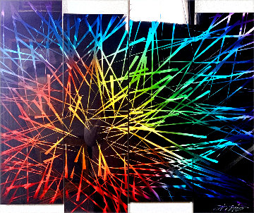 Spectrum 2020 36x48 Unique - Huge Other - Chris DeRubeis