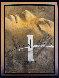 Moment Parfait 2010 56x42 Original Painting by Andre Desjardins - 1