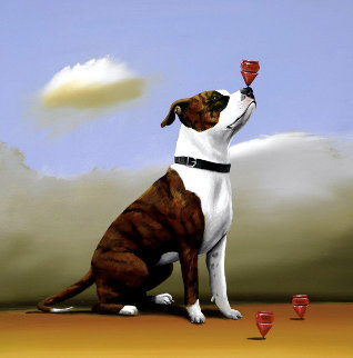 Top Dog 2011 Limited Edition Print by Robert Deyber