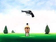 Under the Gun 2007 Limited Edition Print by Robert Deyber - 0