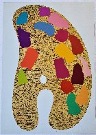 Four Palattes No. 1 1969 Limited Edition Print by Jim Dine - 1
