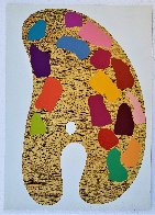Four Palattes No. 1 1969 Limited Edition Print by Jim Dine - 4