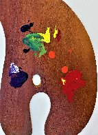 Four Palattes No. 4 1969  Limited Edition Print by Jim Dine - 9