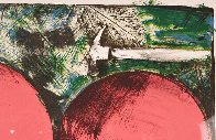 Heart At the Opera Poster HS 1983 HS Limited Edition Print by Jim Dine - 3