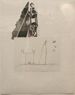 Tool Box V 1966 Limited Edition Print by Jim Dine - 0