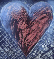 Woodcut In The Snow 1983 Limited Edition Print - Jim Dine