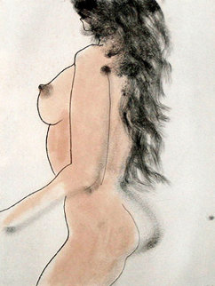 Eight Little Nudes 1982 Limited Edition Print by Jim Dine
