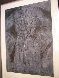 Sitting with Me Gray 1996 58x42 #1 in edition Limited Edition Print by Jim Dine - 1