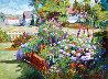 Rheinbeck Summer 18x24 Original Painting by David Lloyd Glover - 0