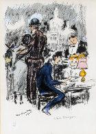 Montmartre 1900 Limited Edition Print by Kees Van Dongen - 0