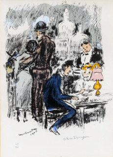 Montmartre 1900 Limited Edition Print - Kees Van Dongen