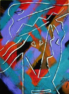 Animator 2009 Original Painting - Neal Doty