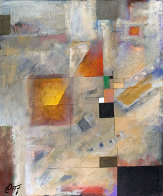 Flipped Out 2006/ 20x24 Original Painting by Neal Doty - 0