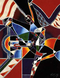 Expressions of Jazz Limited Edition Print by Neal Doty