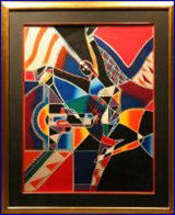 Expressions of Jazz Limited Edition Print by Neal Doty - 1